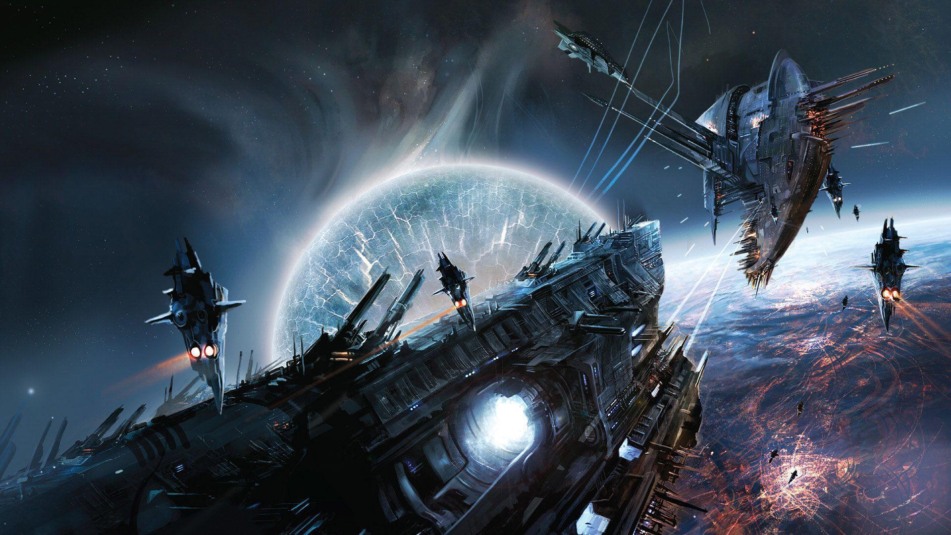Future Spaceship Picture Wallpaper #4857 #15194 Wallpaper | SpotIMG