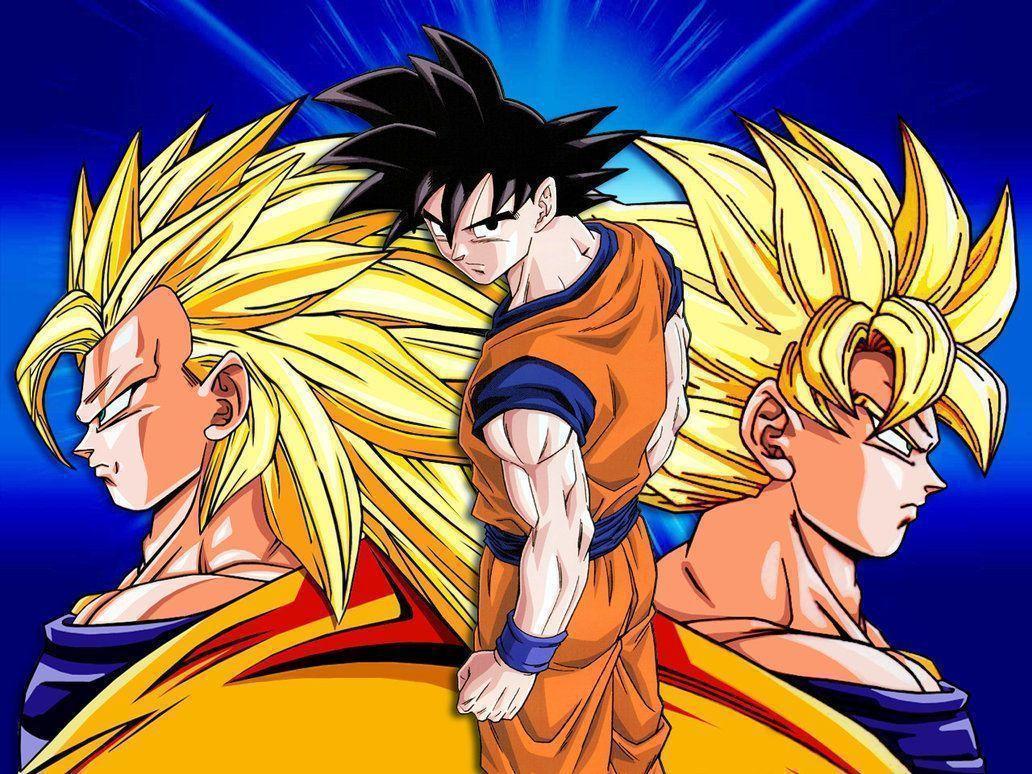Goku, Dragon Ball Background Wallpaper #20106 Wallpaper | Risewall.