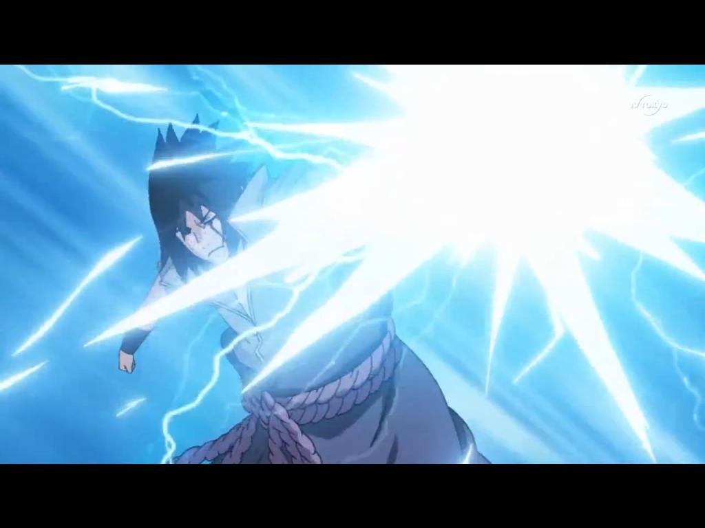 Sasuke Chidori Wallpapers - Wallpaper Cave