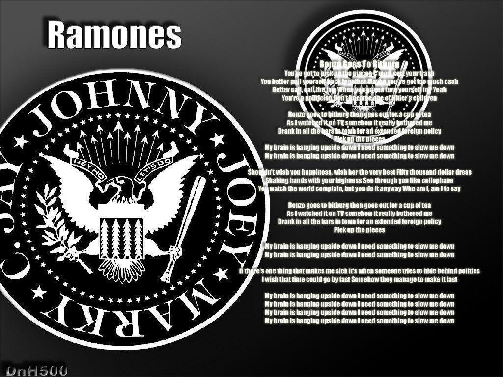 The Ramones Wallpapers - Wallpaper Cave