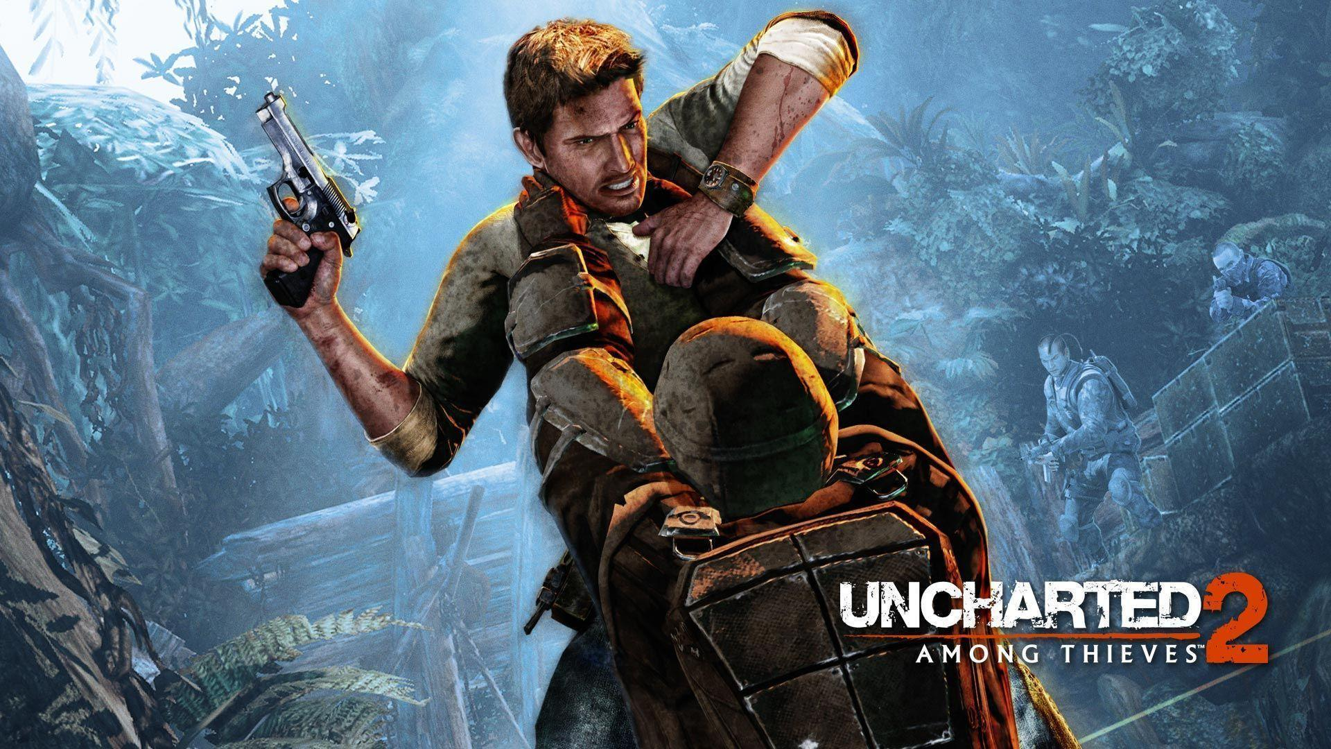 Uncharted 2 Among Thieves Wallpapers Wallpaper Cave