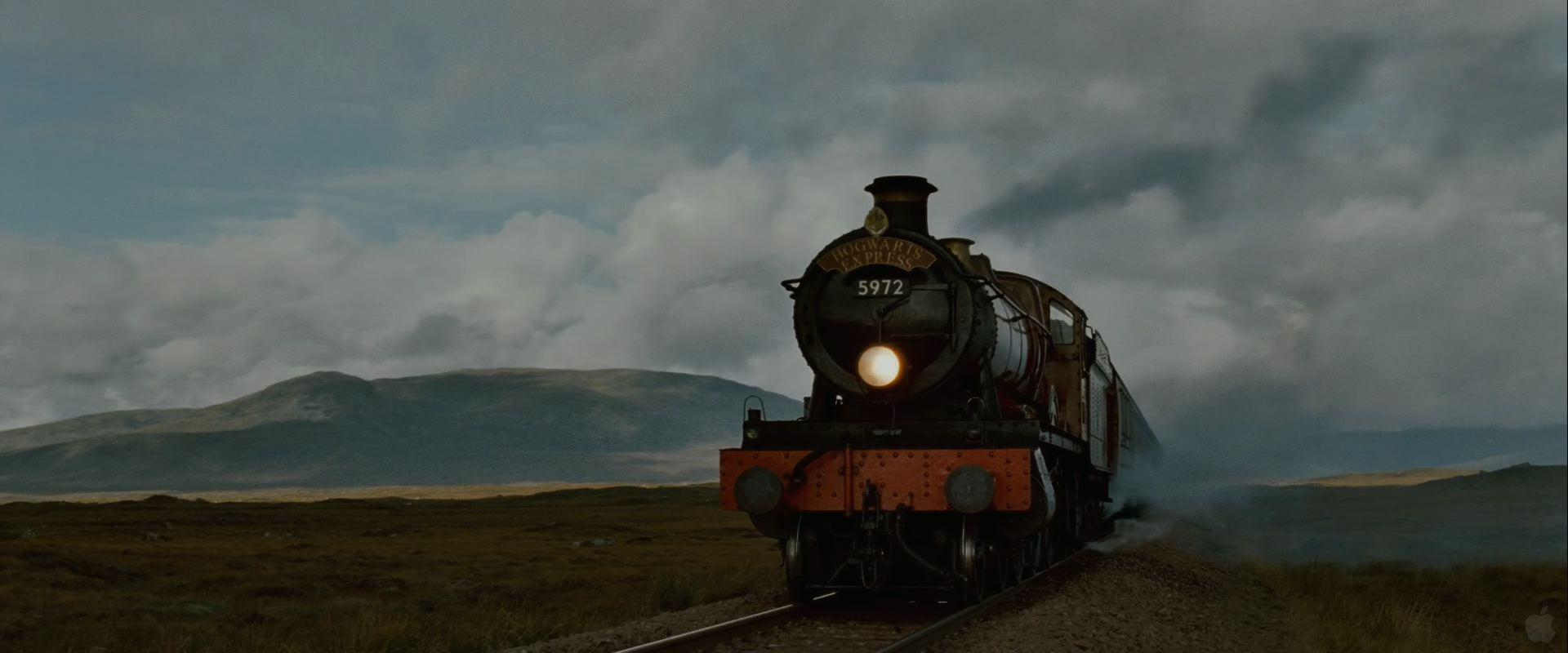 Hd wallpaper harry potter - Hogwarts Express Train From Harry Potter And The Deathly Hallows