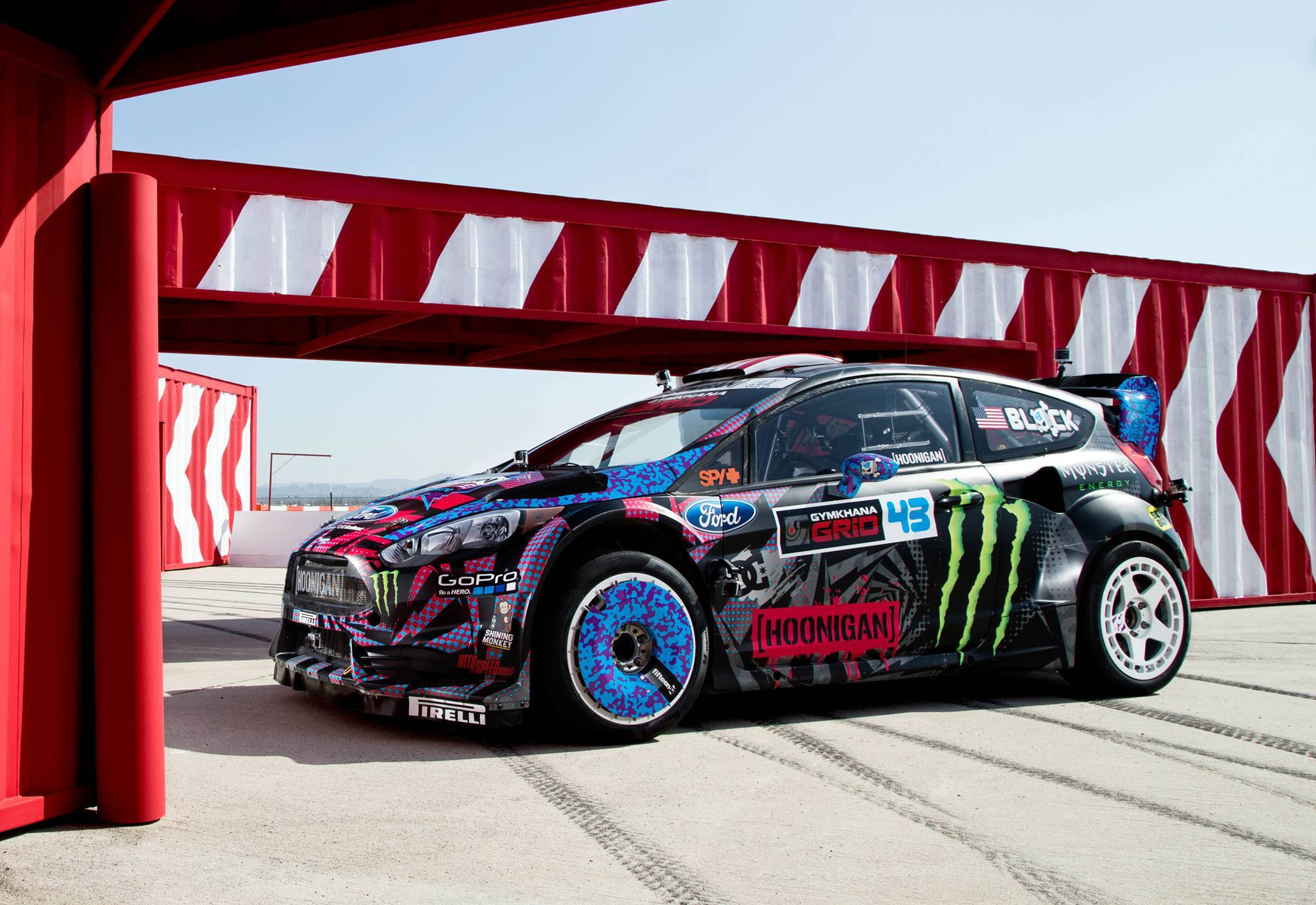 ken block ford fiesta 2015 wallpapers wallpaper cave. Black Bedroom Furniture Sets. Home Design Ideas