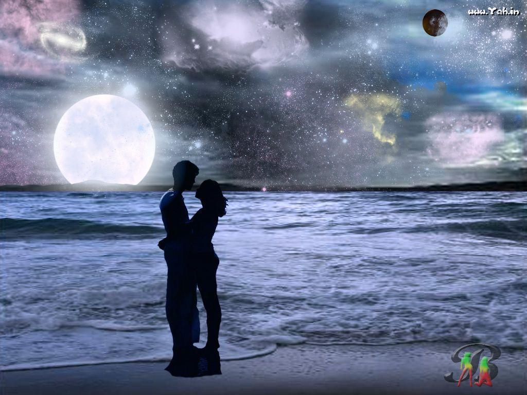 Love couple Wallpaper In 3d : Wallpapers Love Kiss - Wallpaper cave