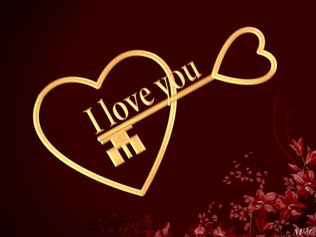 Love You Wallpaper Images : I Love You Image Wallpapers - Wallpaper cave