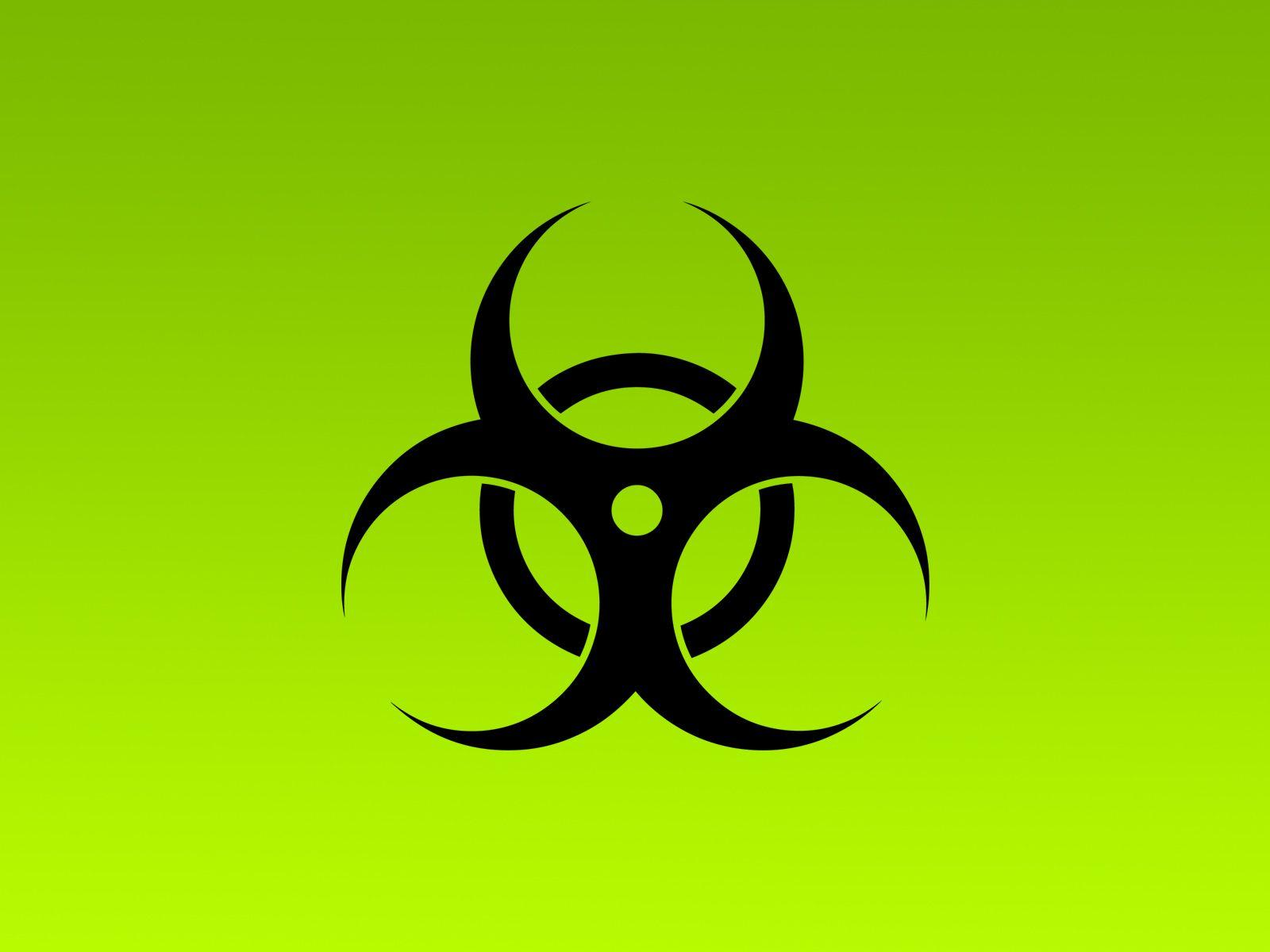 Download Box Biohazard Radioactive Symbol Wallpaper 1600x1200 | HD ...