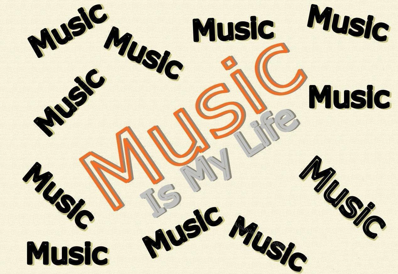 Music Is My Life Wallpapers Wallpaper Cave