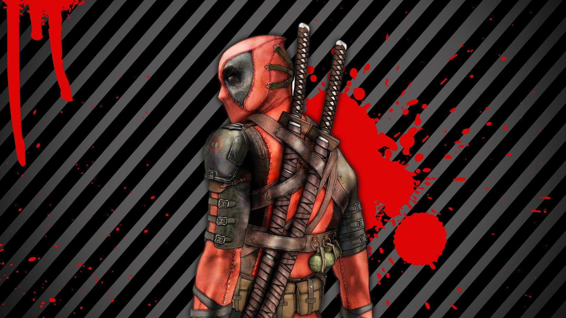 Deadpool Computer Wallpapers, Desktop Backgrounds 1920x1080 Id: 411169