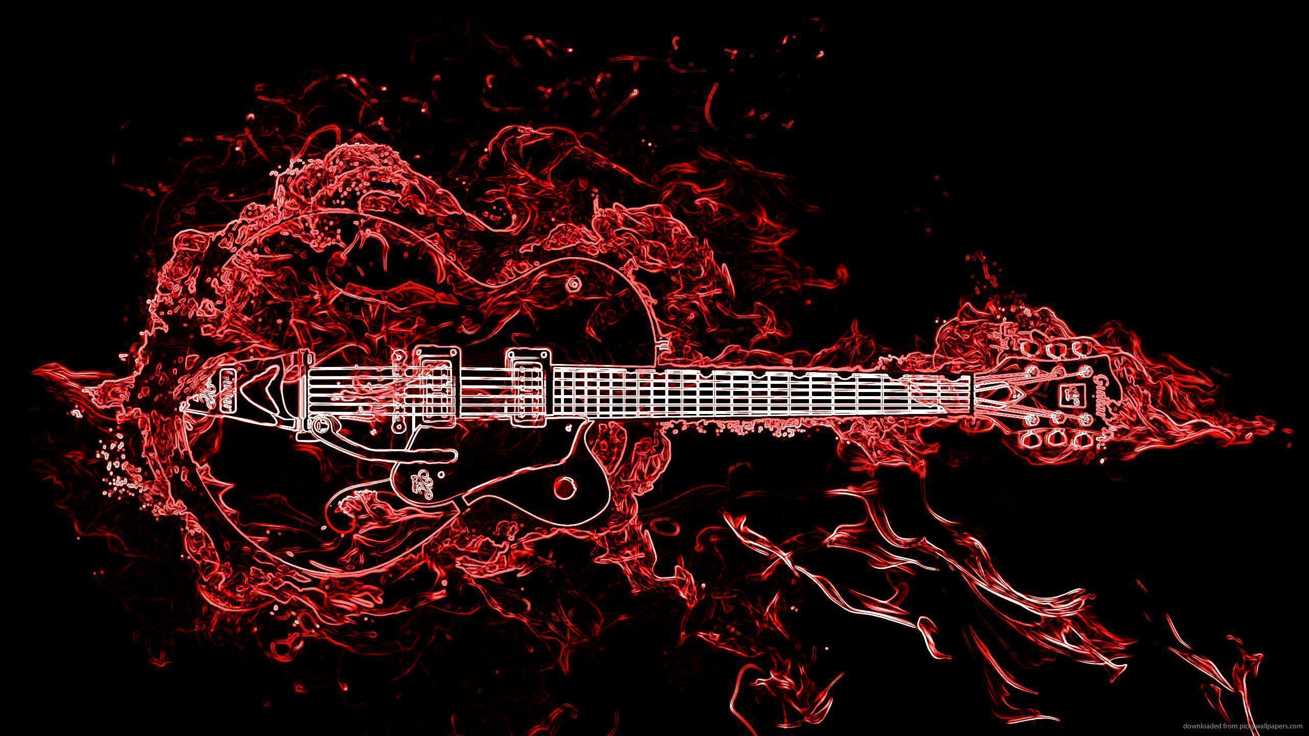 red neon wallpaper - photo #24