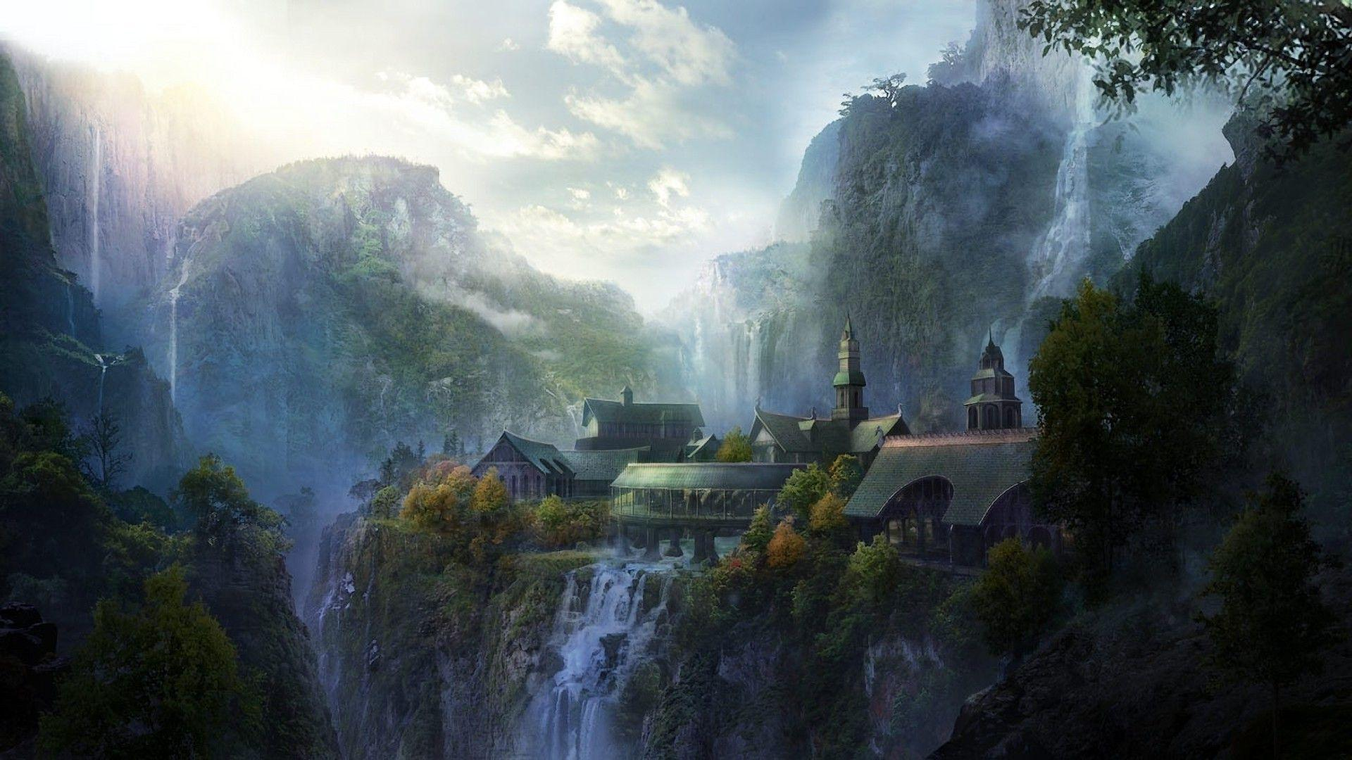 download wallpapers rivendell - photo #6