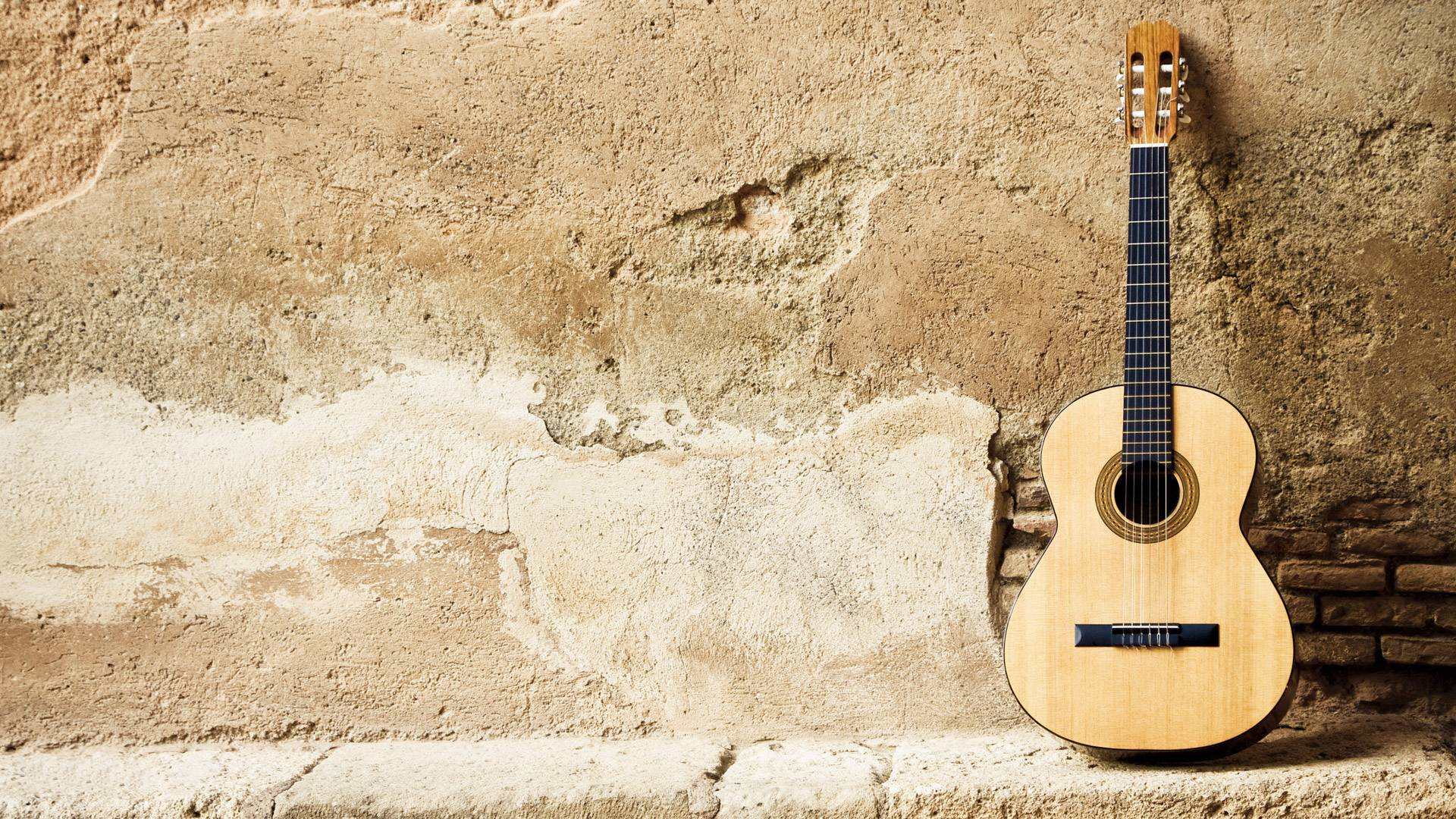 Wallpapers For > Acoustic Guitar Wallpapers For Desktop Hd