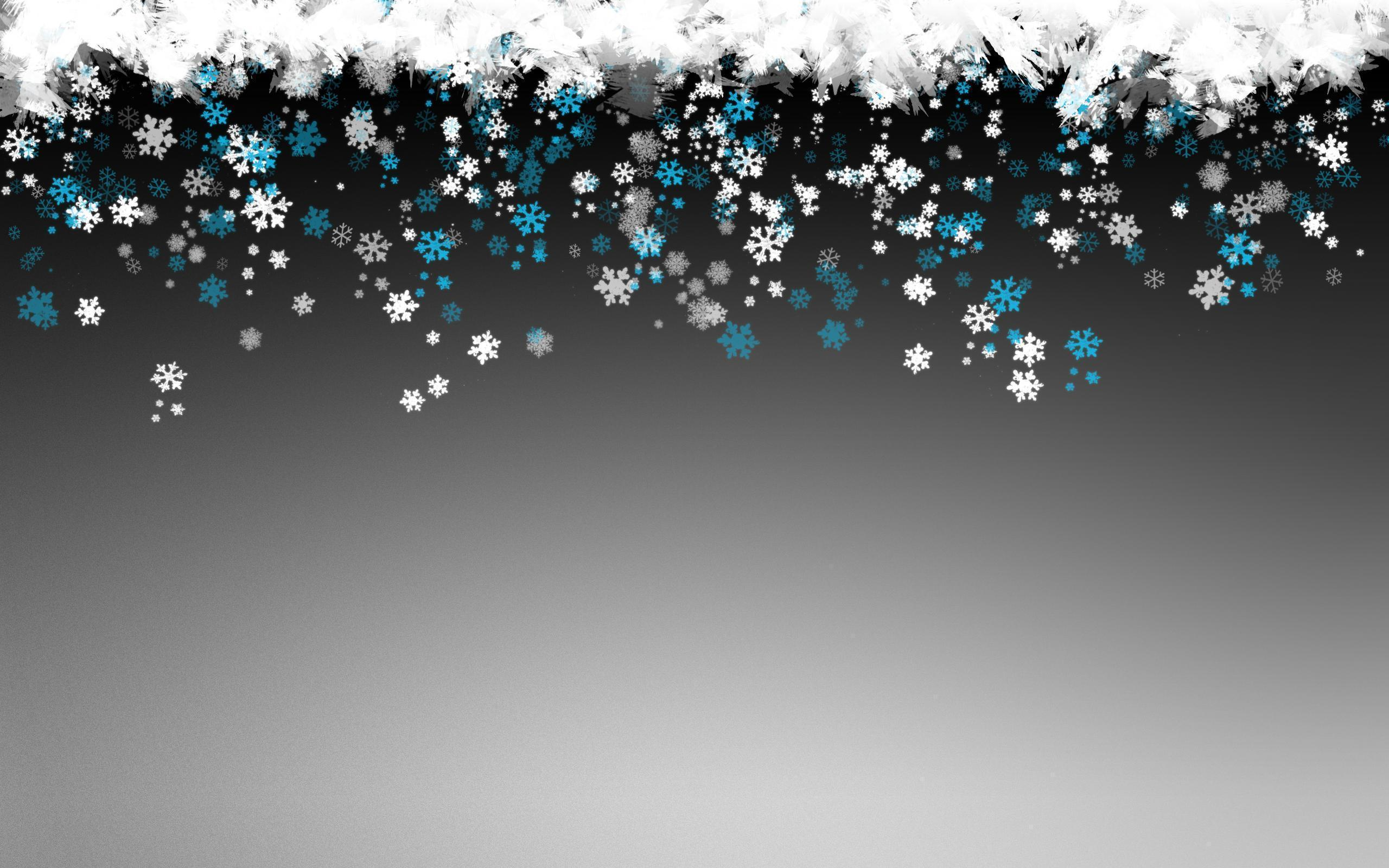 Snowflake wallpapers wallpaper cave for Holiday themed facebook cover photos