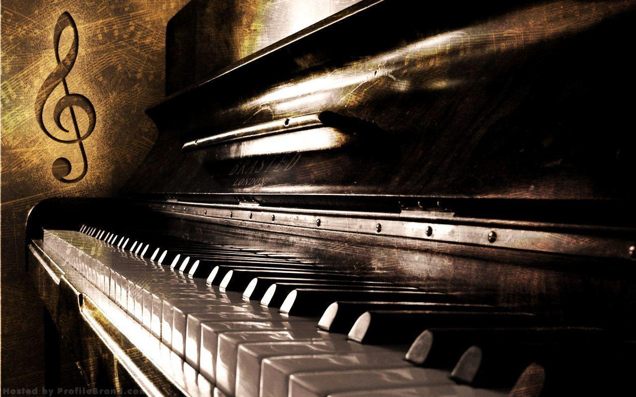 piano music wallpapers wallpaper cave. Black Bedroom Furniture Sets. Home Design Ideas