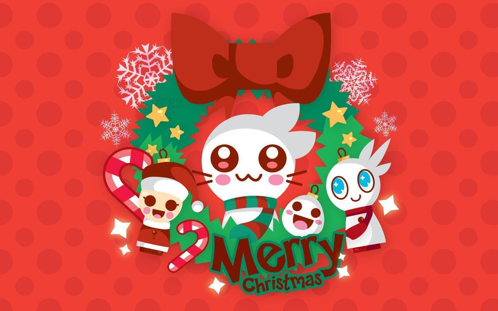 Fondos Navidad Animados: Pokemon Christmas Wallpapers