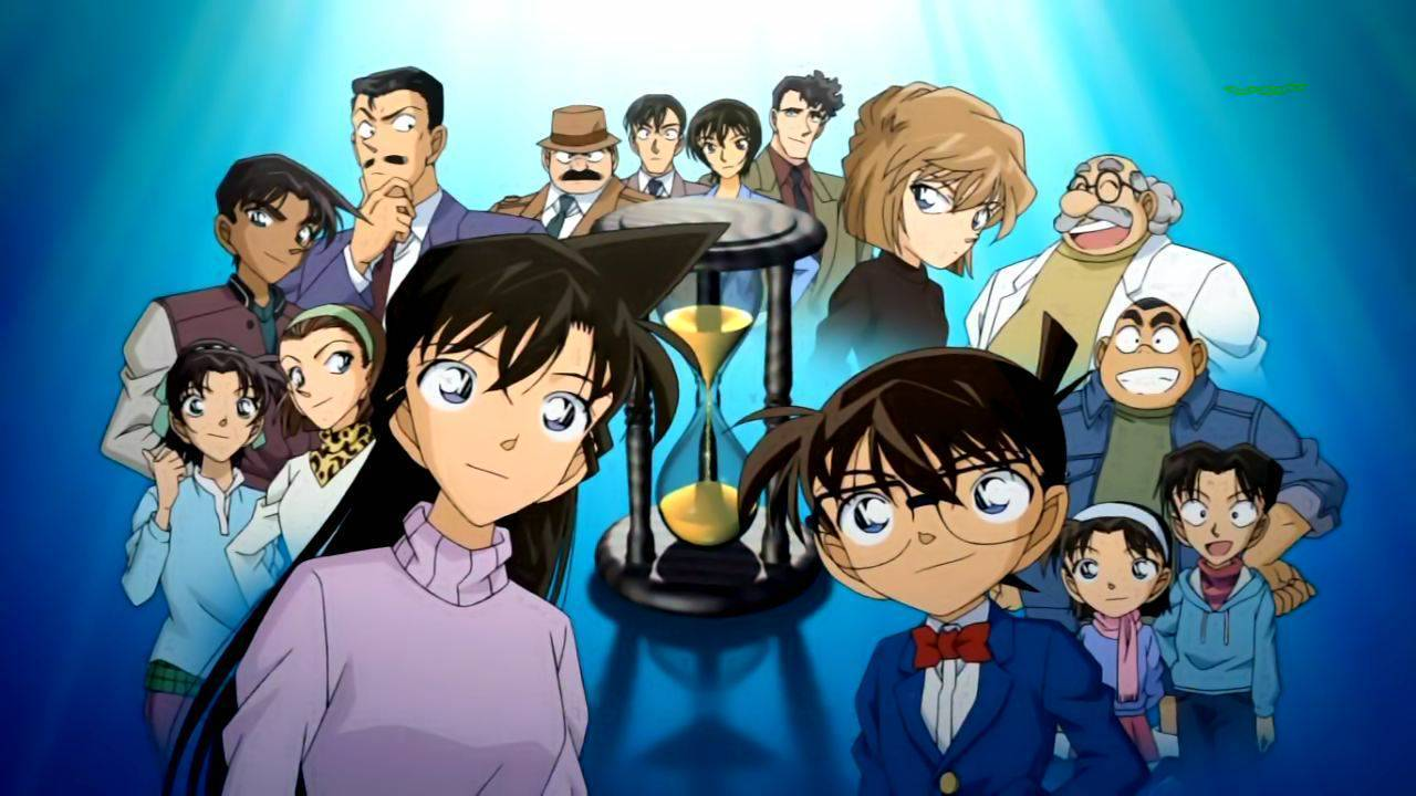 Detective Conan Wallpapers