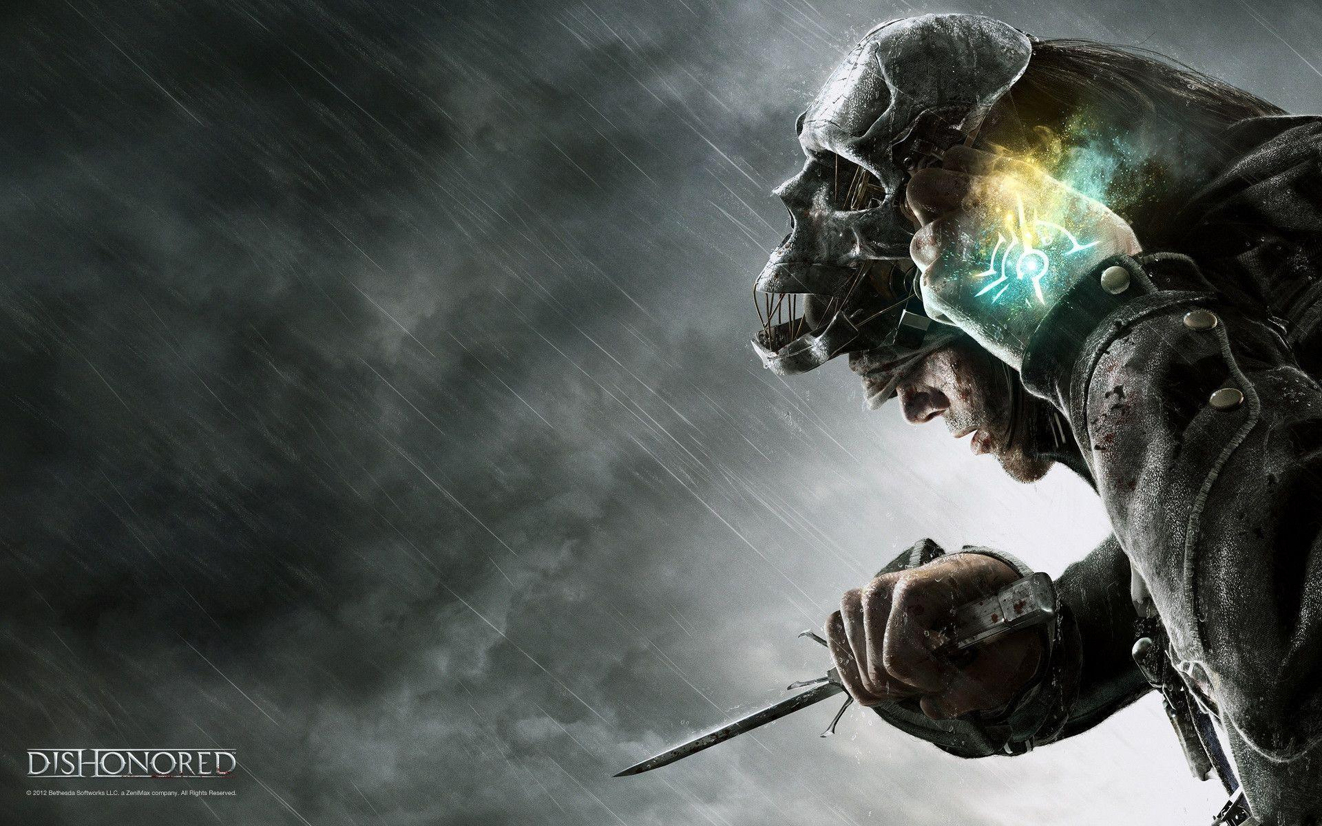 Dishonored Video Game HD Wallpapers - HD Wallpapers Inn