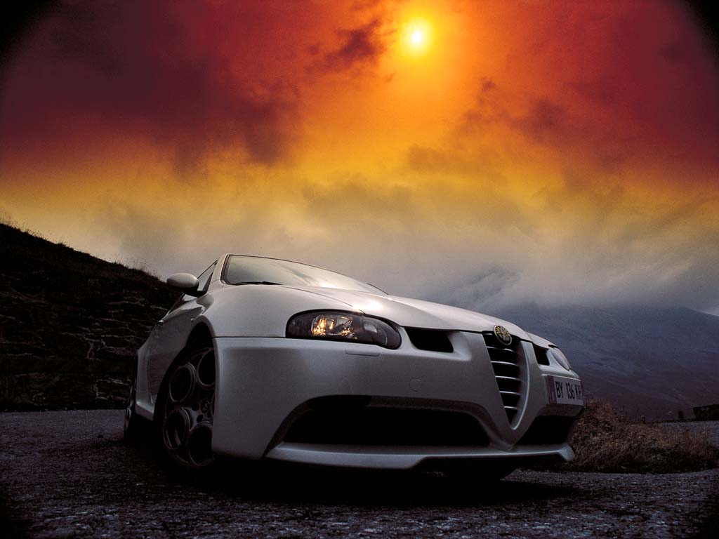 Wallpapers Alfa Romeo 147 Gta