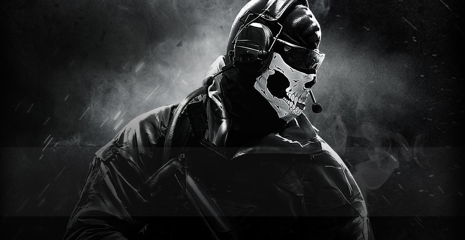 Call Of Duty Modern Warfare 2 Wallpaper Ghost 6328 Hd Wallpapers ...