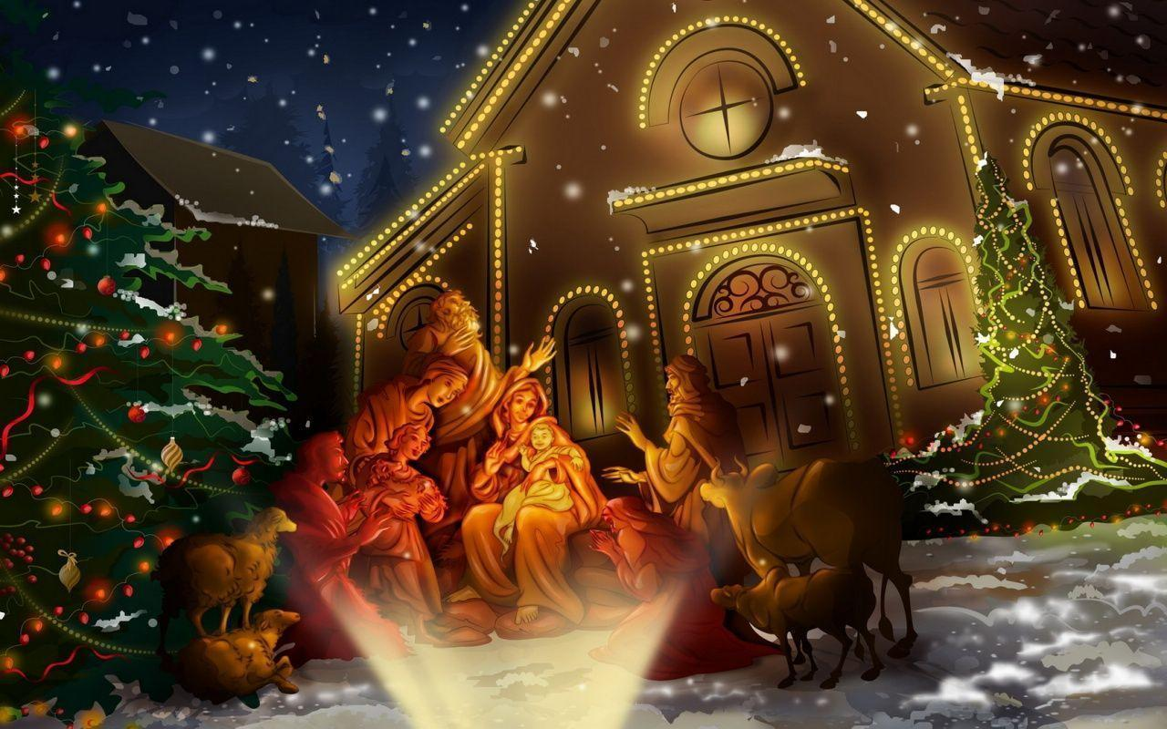 Christmas Baby Jesus 18255 Wallpapers