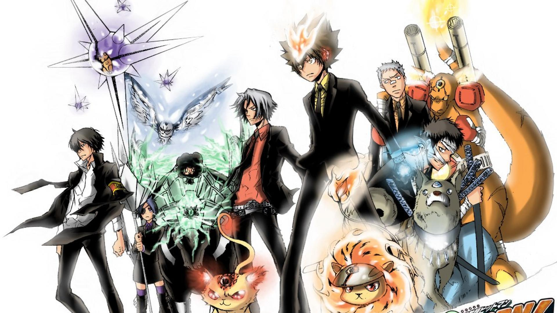 Katekyo hitman reborn wallpapers