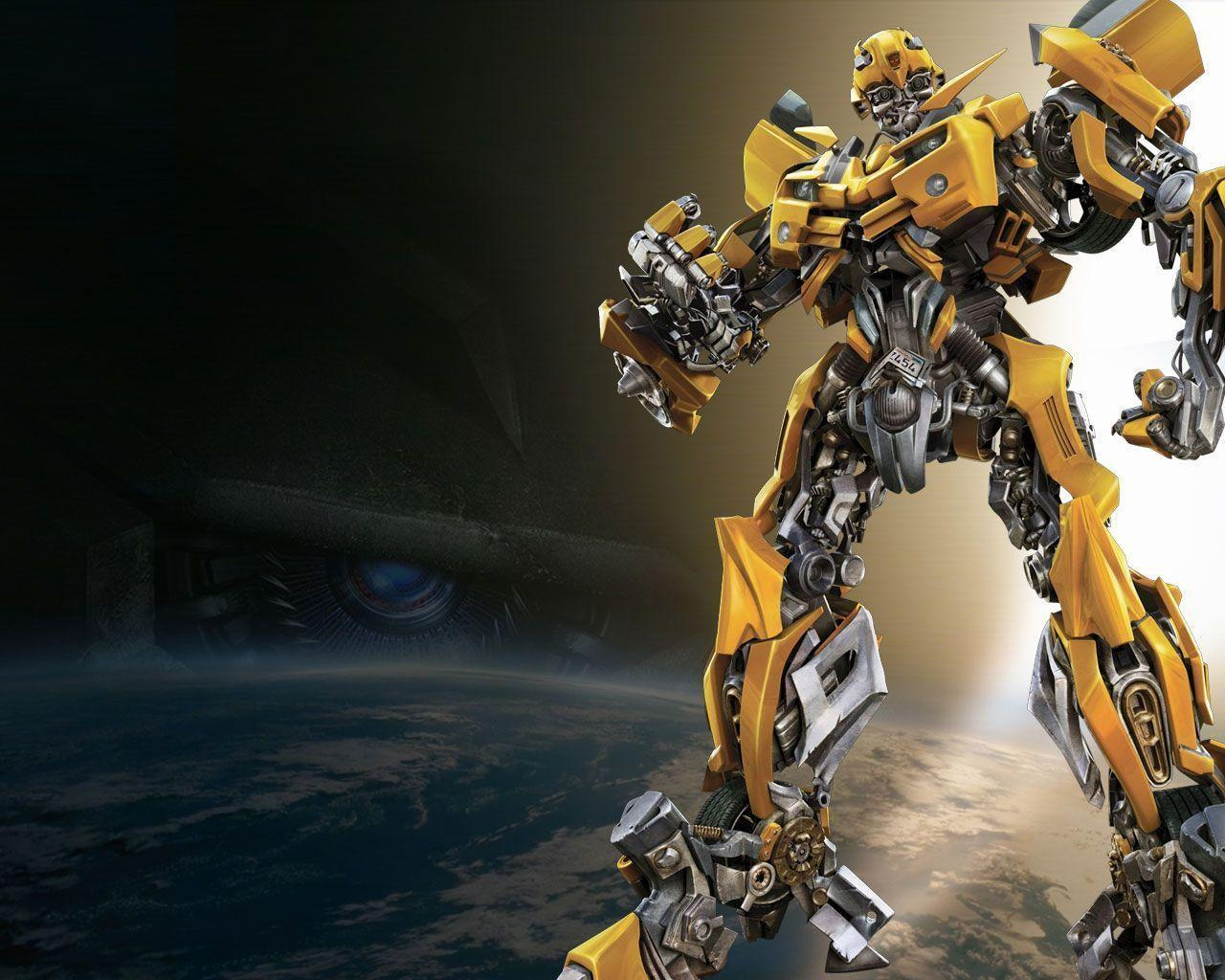 Transformers 2 Bumblebee Wallpapers - Wallpaper Cave