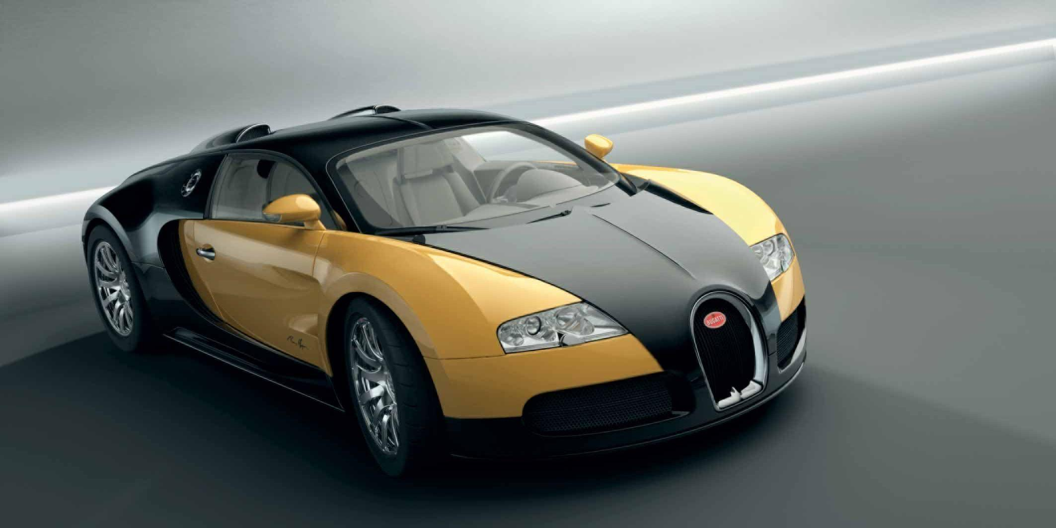Bugatti Veyron 2015 Supercar Wallpapers