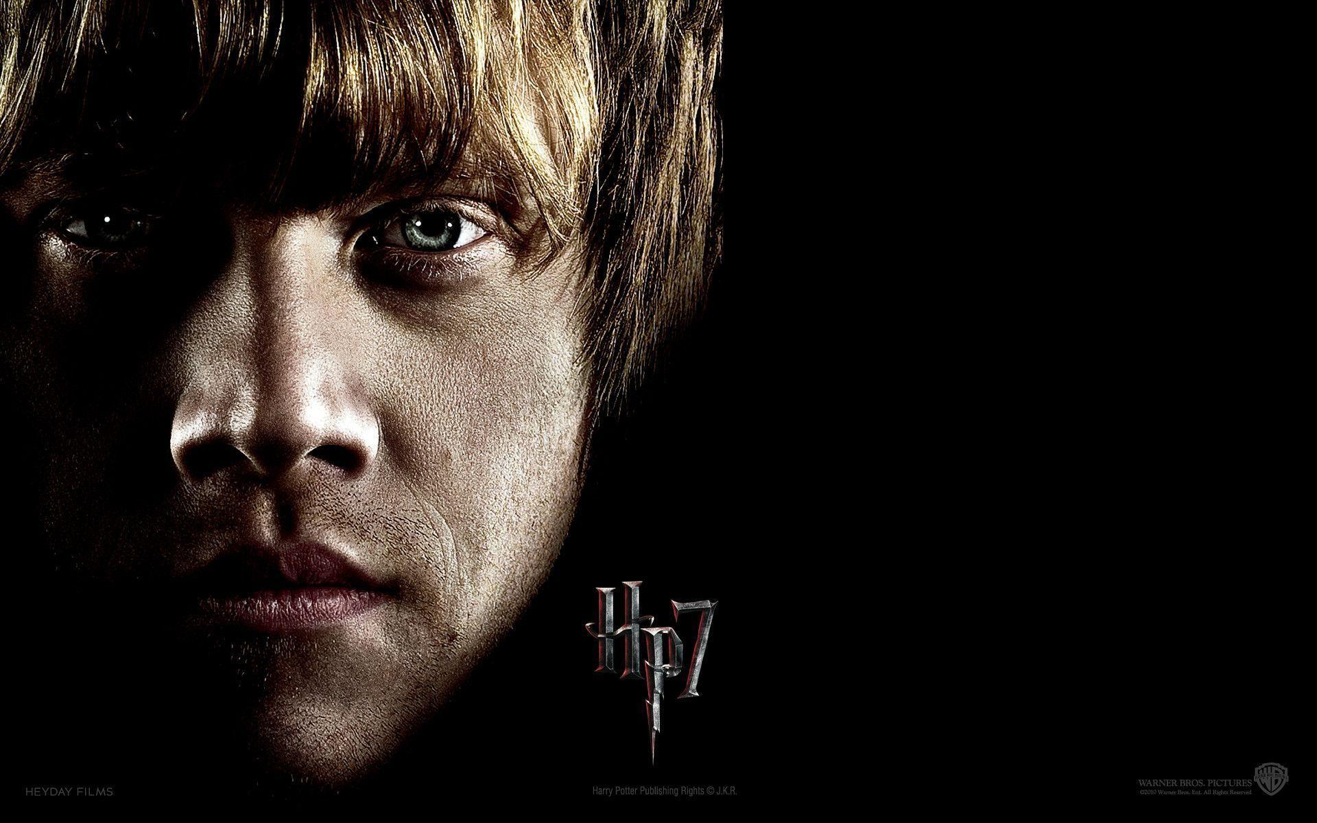 Rupert Grint in Harry Potter and the Deathly Hallows: Part I ...
