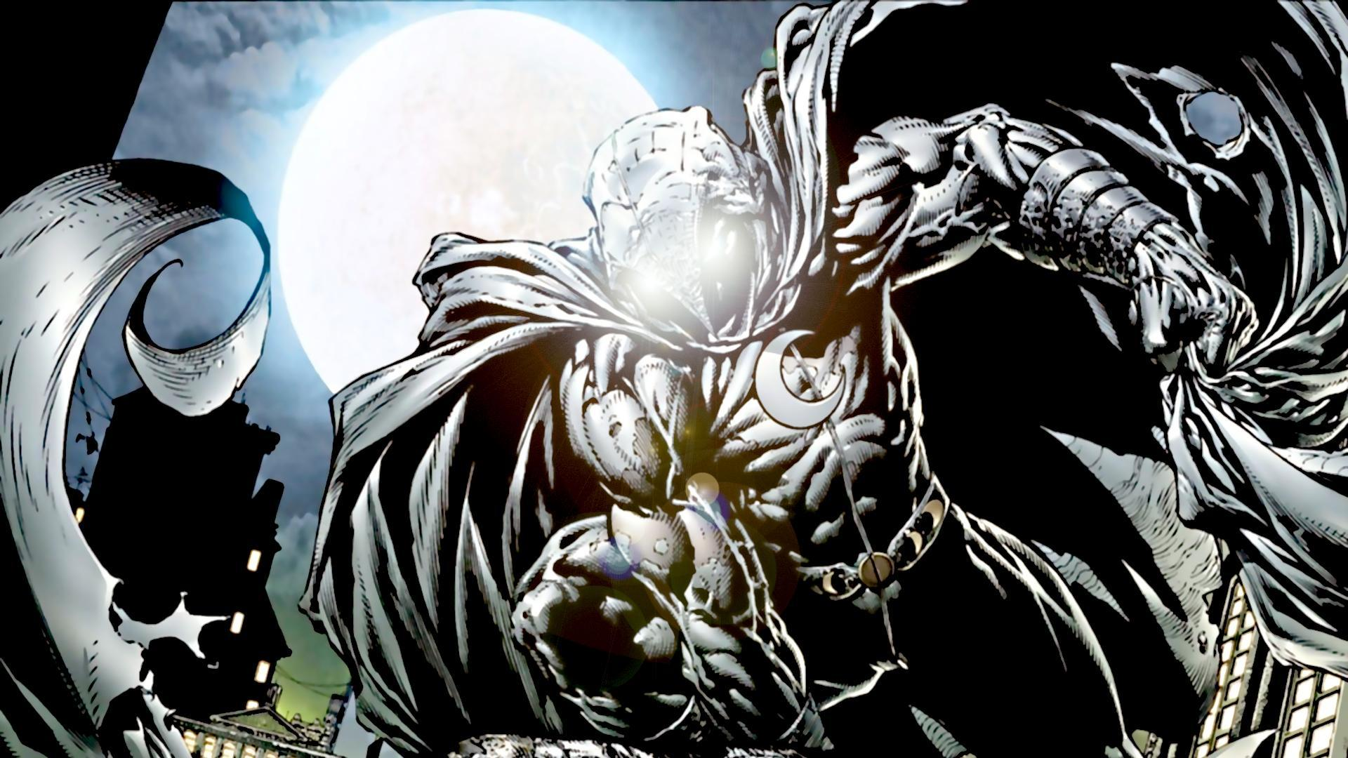 Images For > Moon Knight And Deadpool Wallpaper