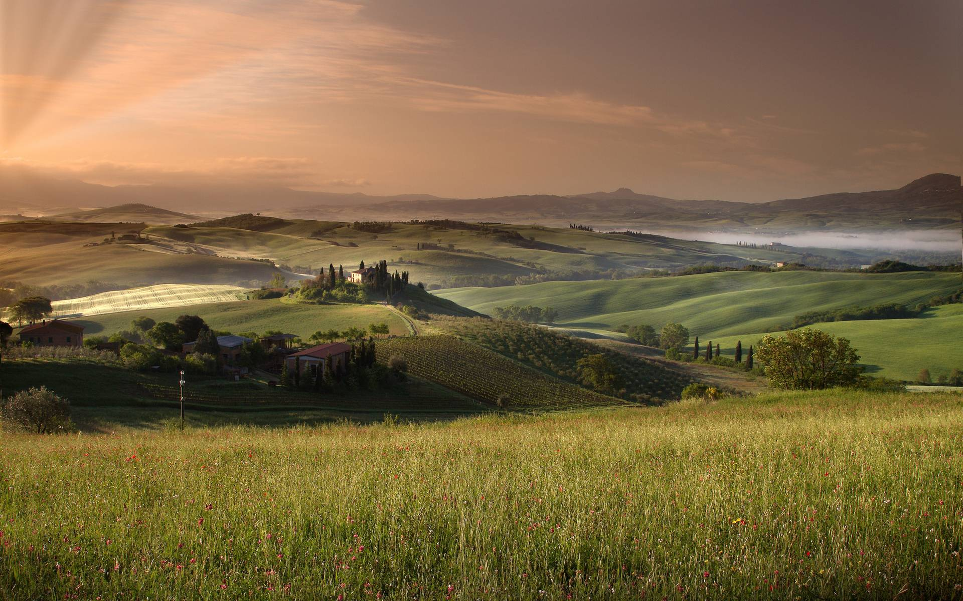 Tuscany Wallpapers - Full HD wallpaper search