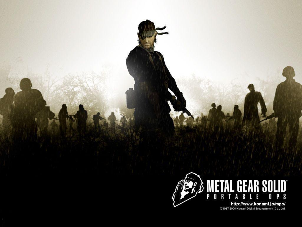 Metal Gear Solid Wallpapers - First HD Wallpapers