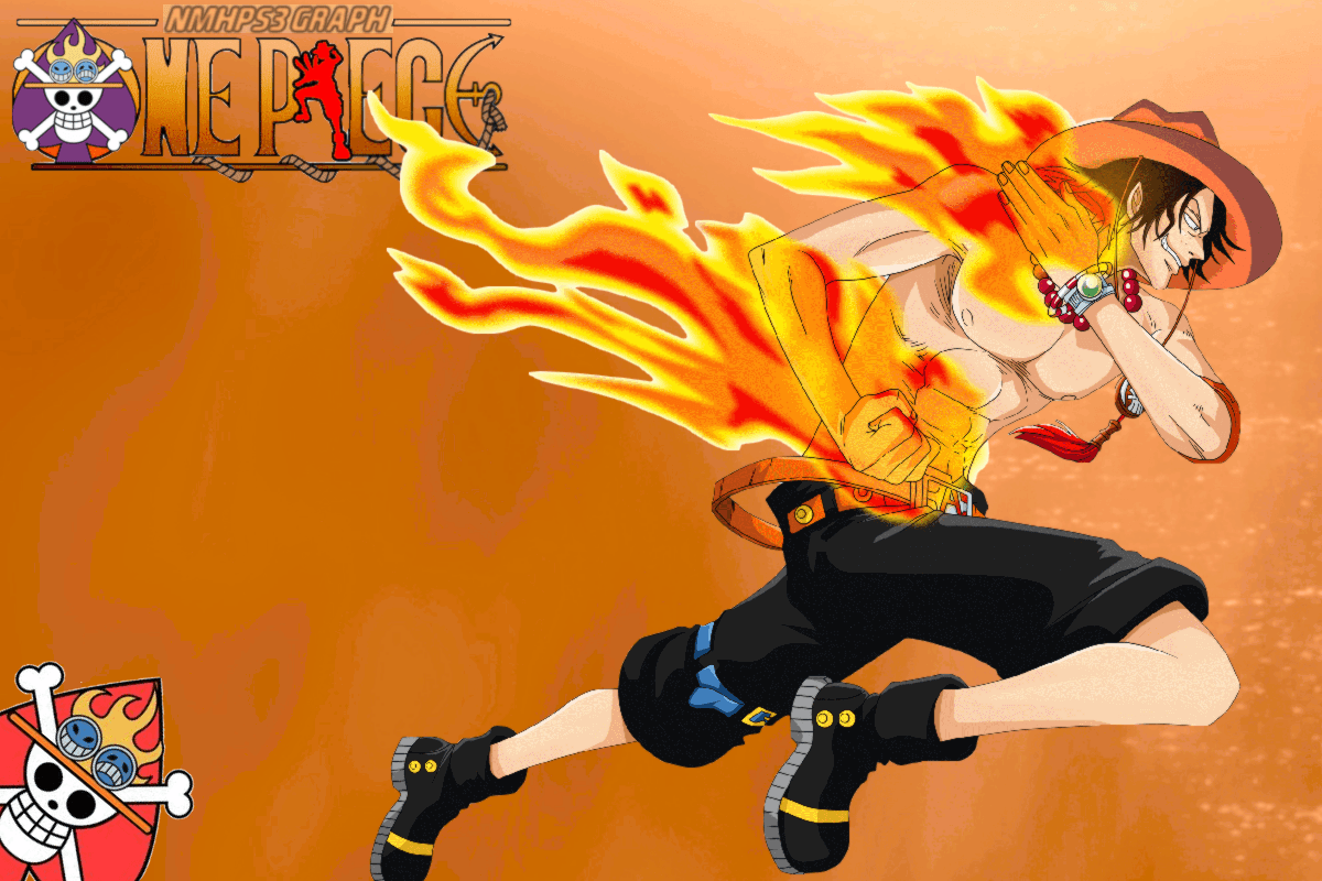 One Piece Wallpapers Ace 34 Backgrounds