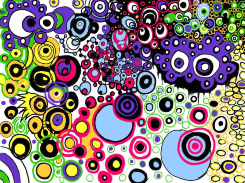 psychedelic wallpaper by 7Lady7Maria7 on DeviantArt