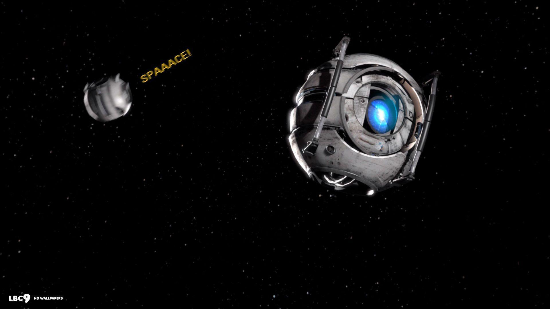 Portal 2 Backgrounds