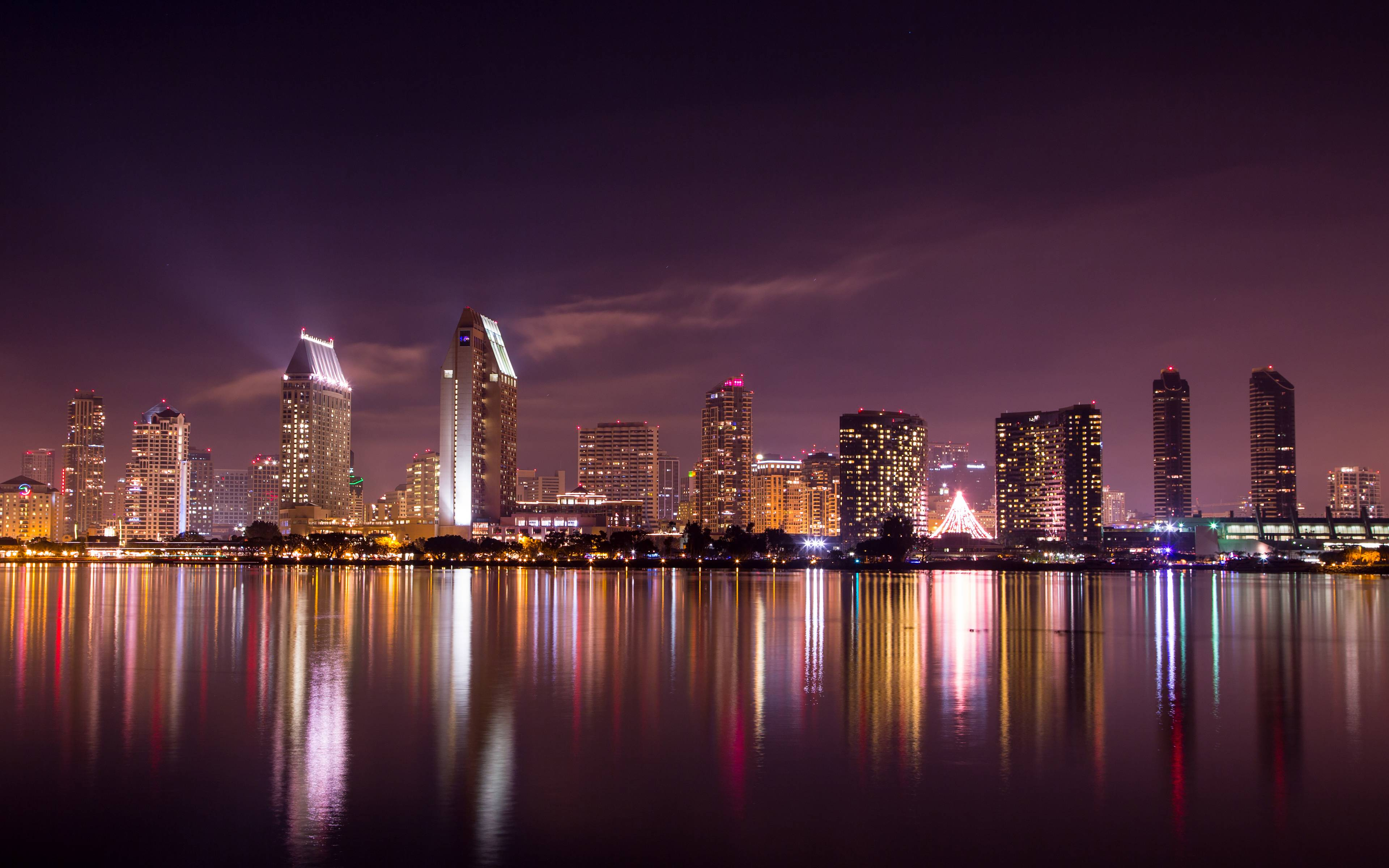 San Diego Skyline Wallpapers | HD Wallpapers