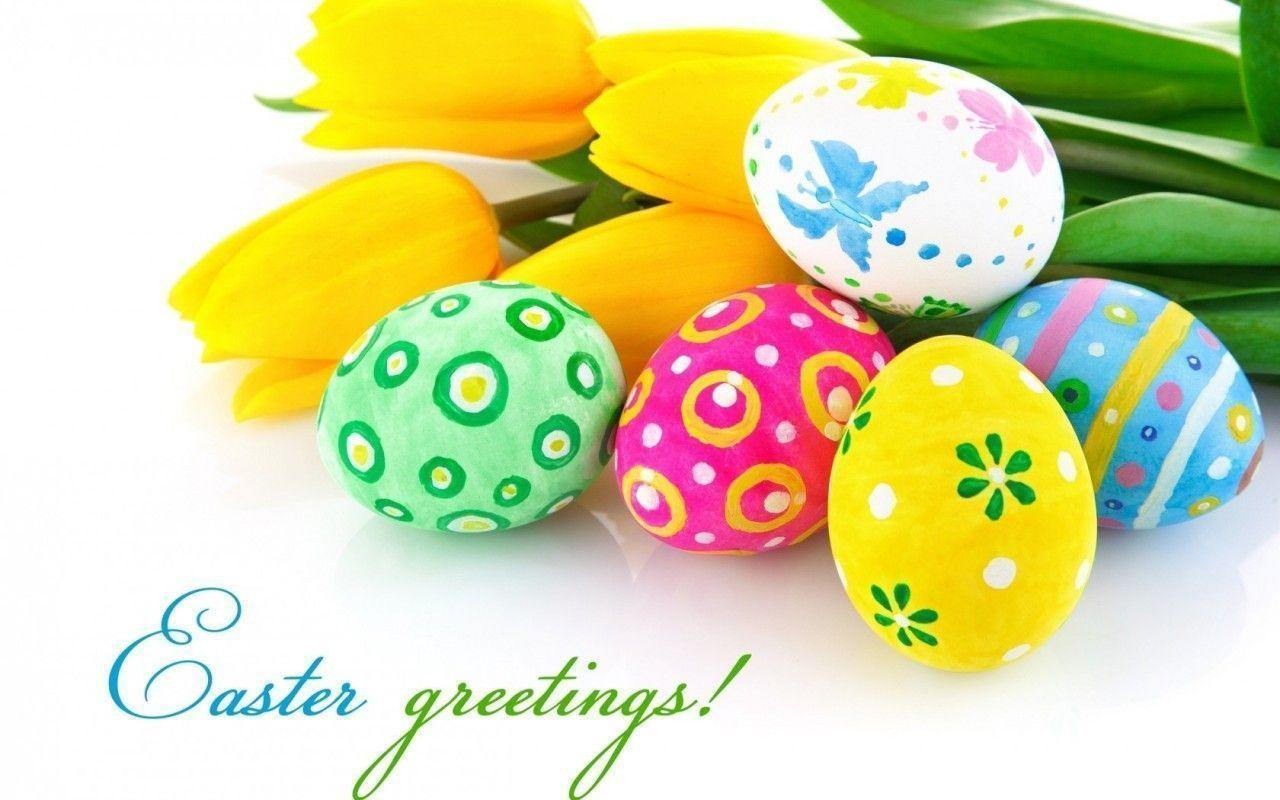 Happy Easter widescreen wallpapers