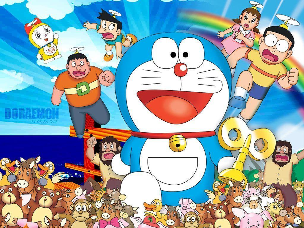 doraemon and friends wallpapers 2015 wallpaper cave