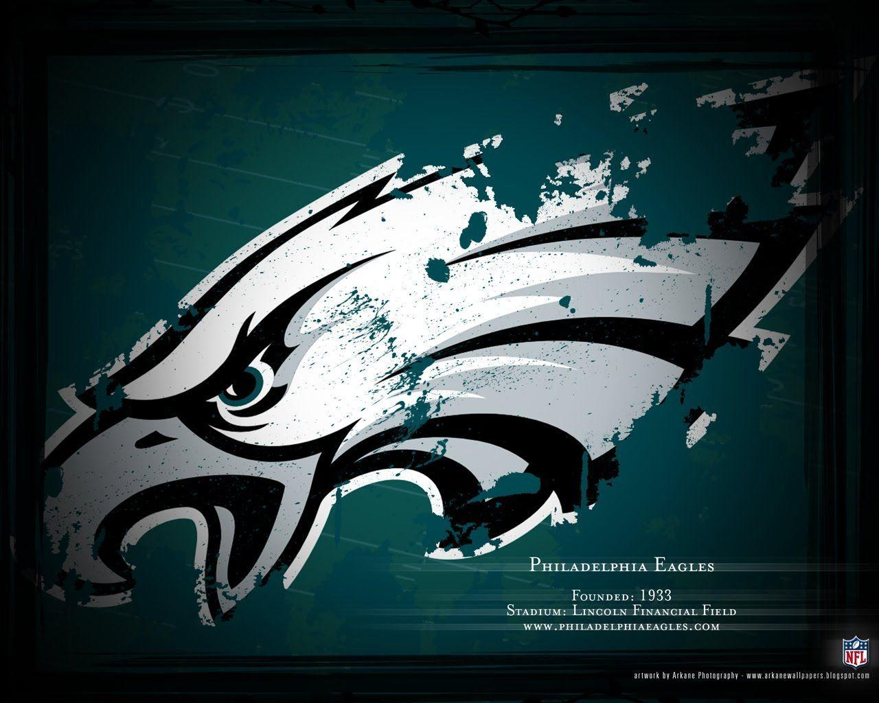 Philadelphia Eagles logo 2013 Philadelphia Eagles logo