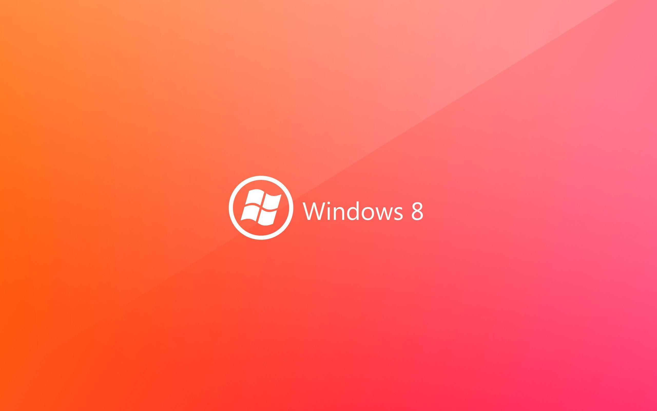 Windows 8 official wallpapers