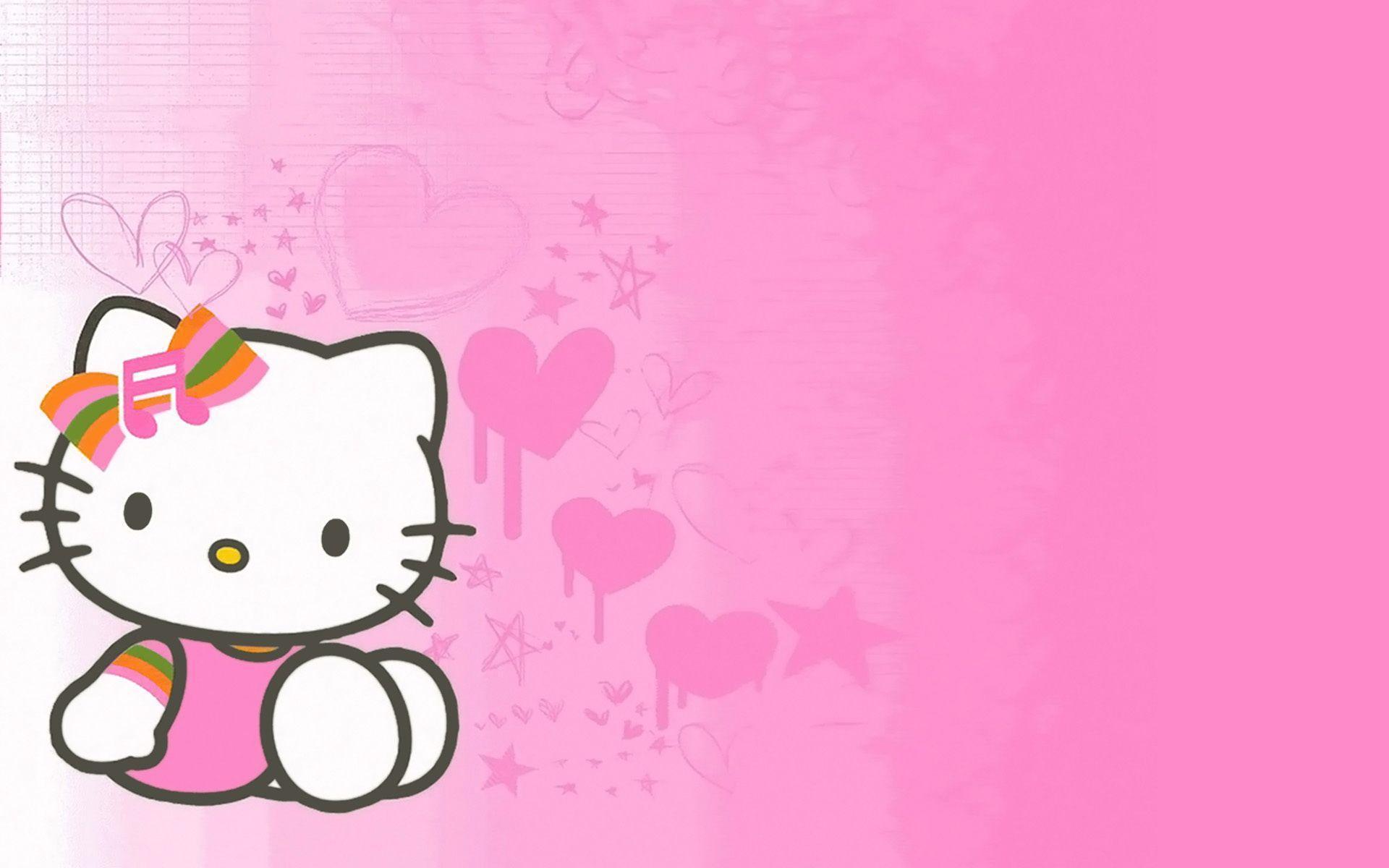 hello kitty wallpaper free - photo #15