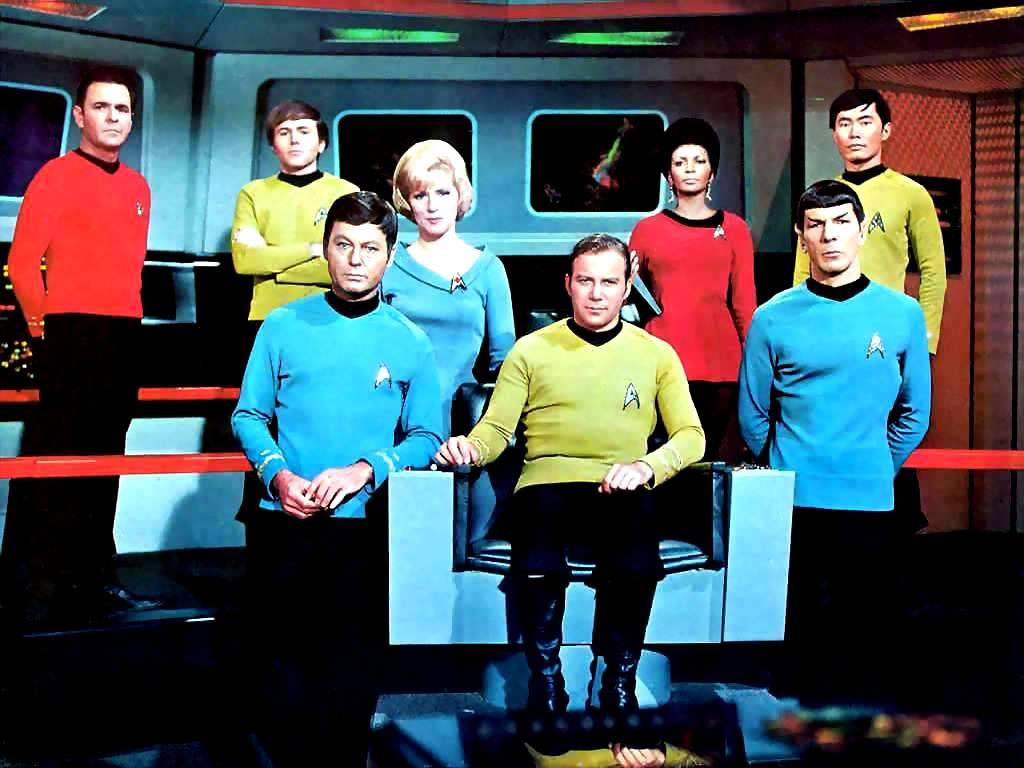 Star Trek The Original Series Wallpapers Wallpaper Cave