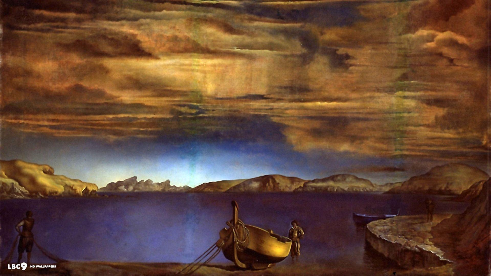 Salvador Dali Wallpapers - Wallpaper Cave