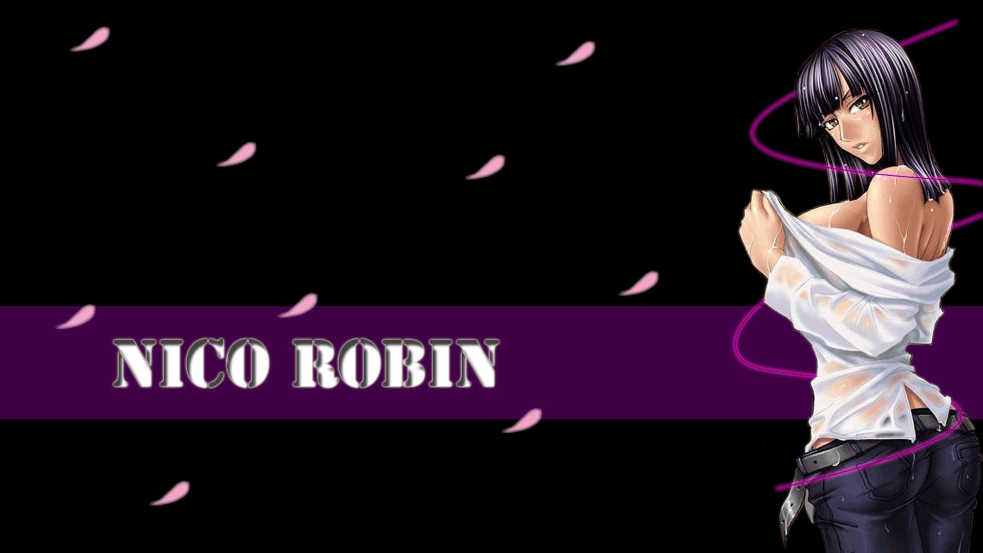 Nico Robin Wallpapers Wallpaper Cave