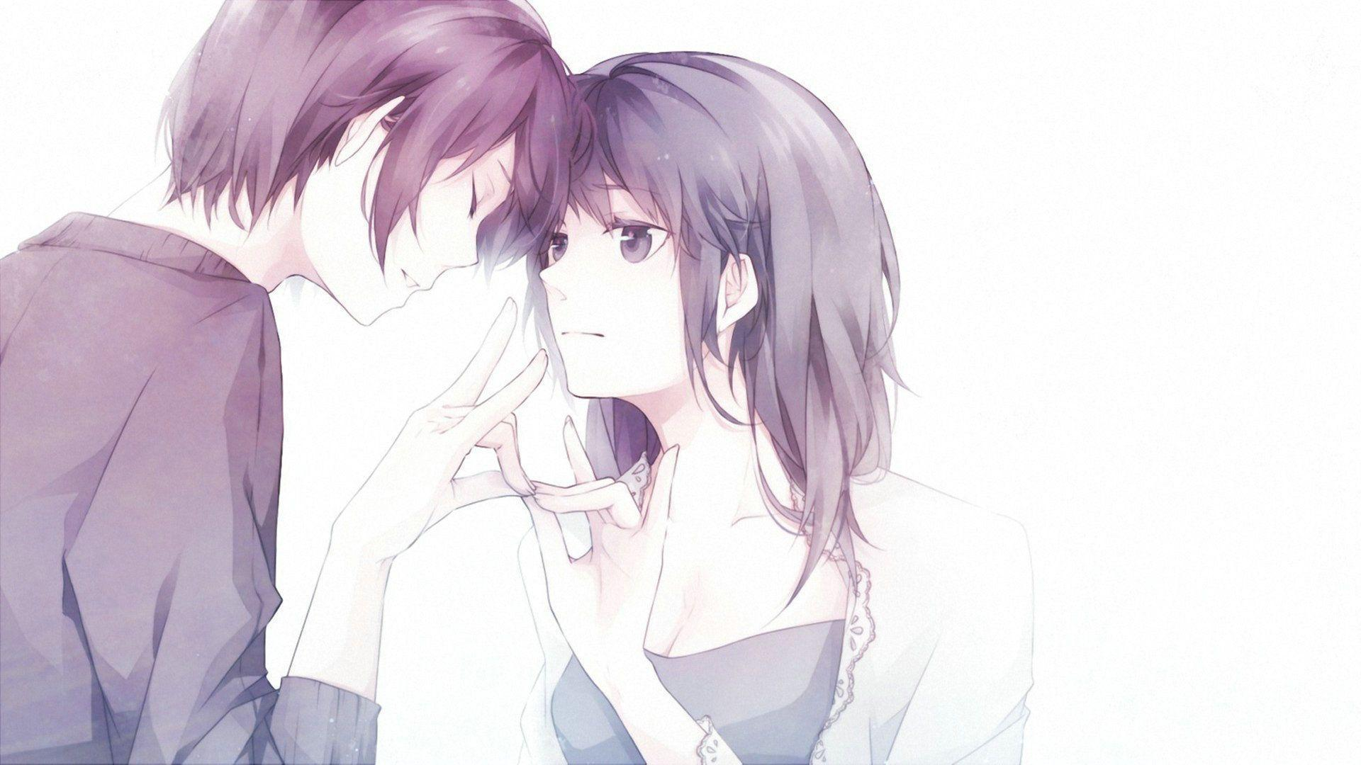 Anime couple wallpapers wallpaper cave - Image manga couple ...