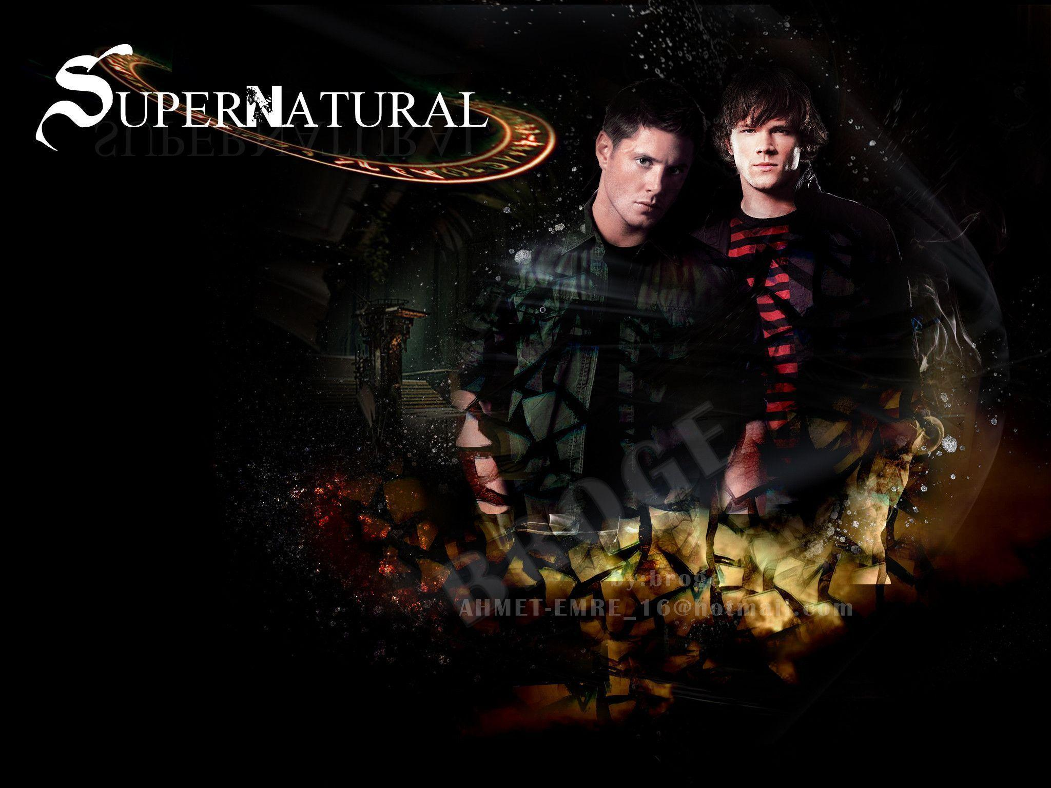 supernatural theme popular - photo #28