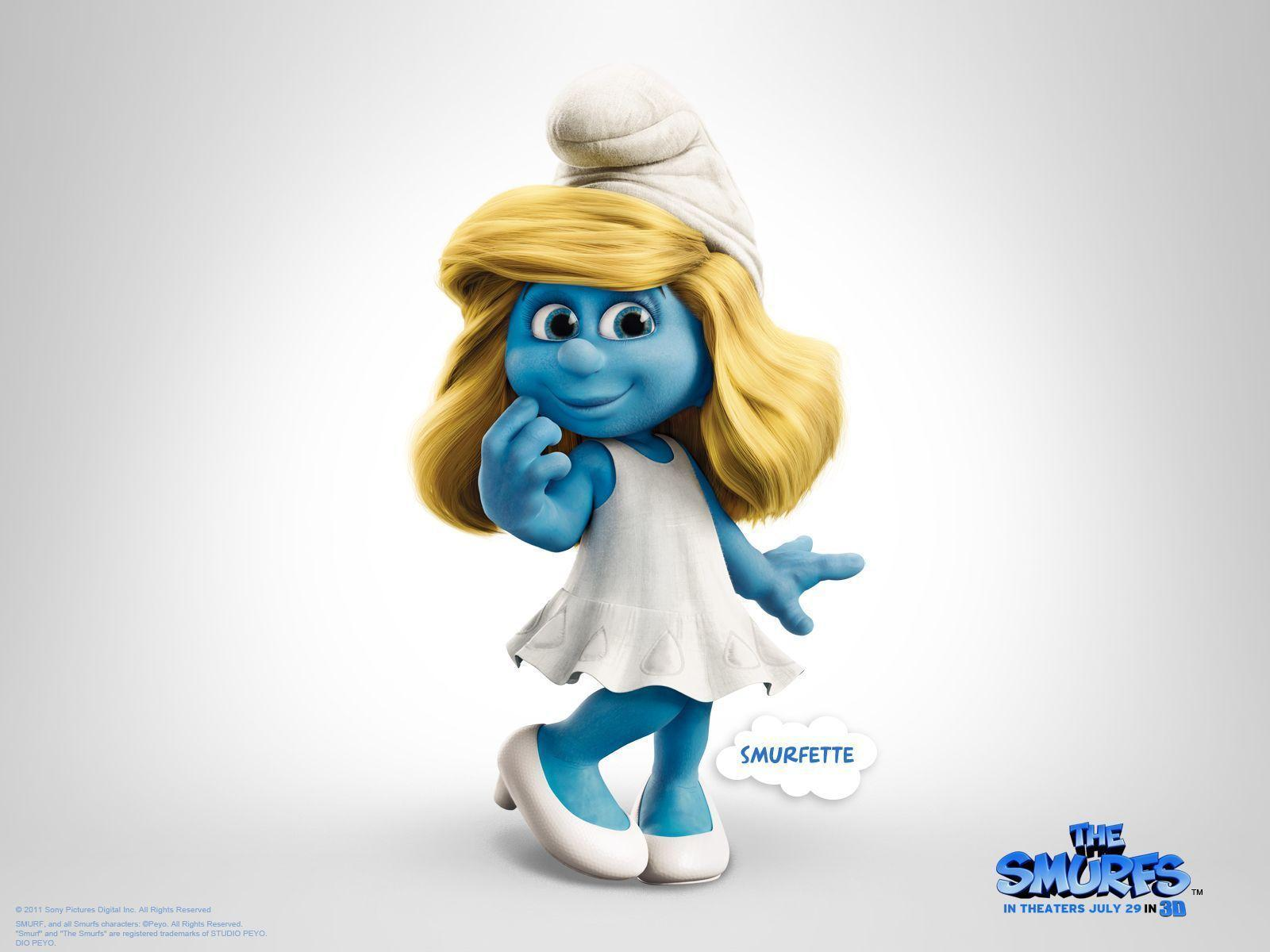 The Smurfs Wallpapers Wallpaper Cave