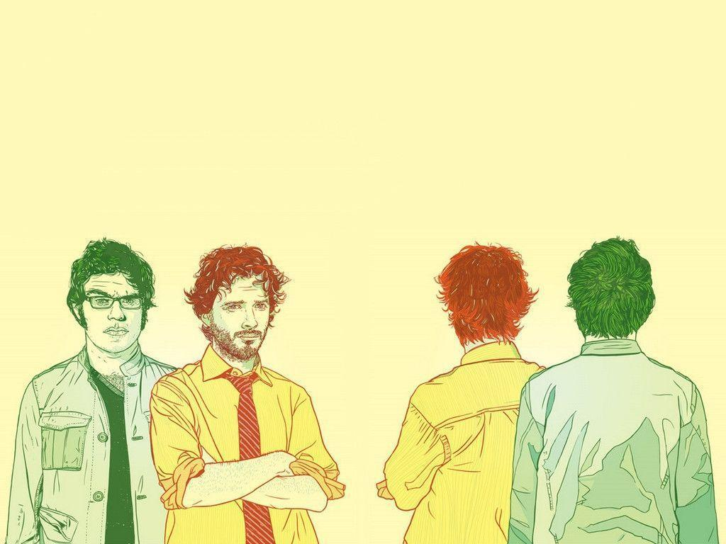 Flight Of The Conchords Wallpapers Wallpaper Cave