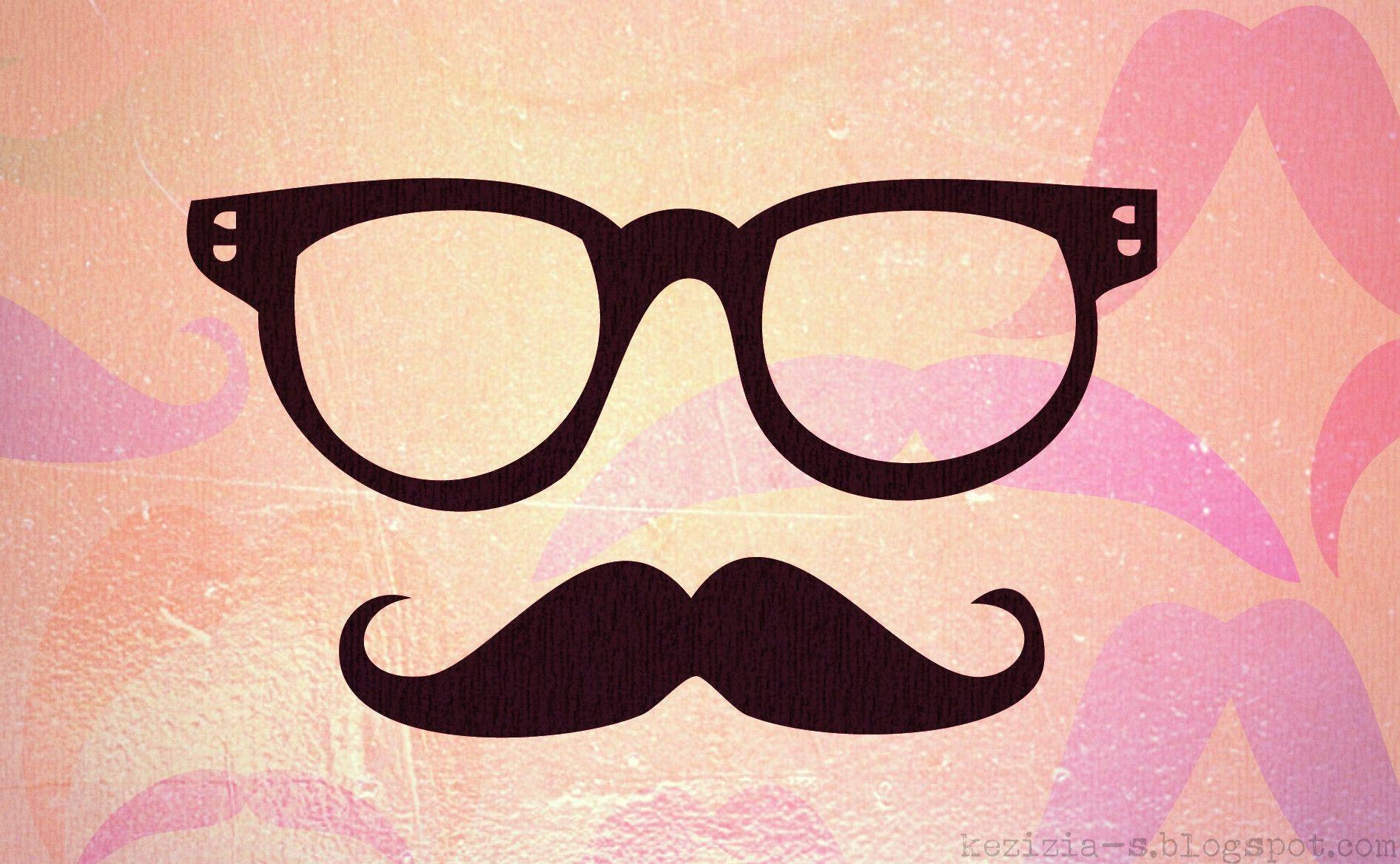 Im A Mustache Wallpaper