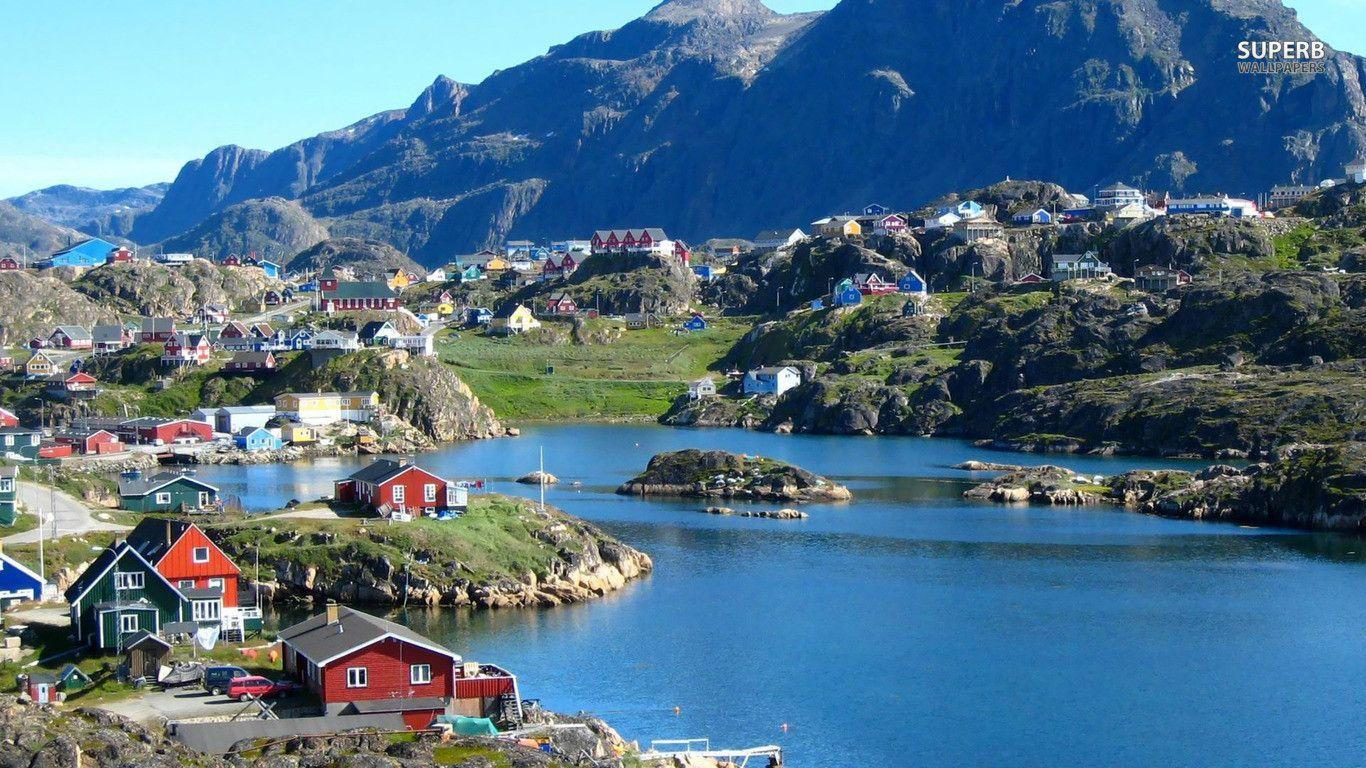 Nuuk, Greenland wallpapers