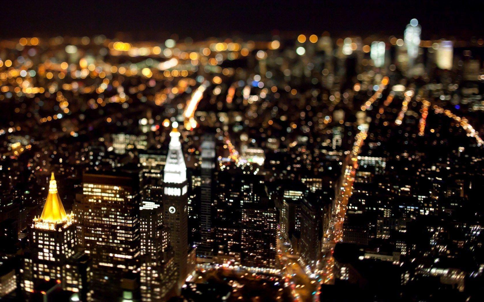 new york at night - photo #32