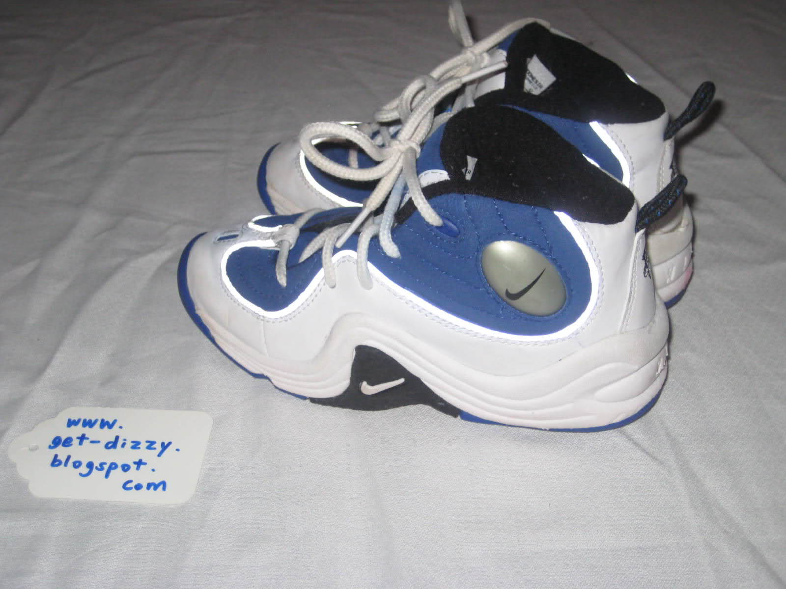 Images For Barry Sanders Shoes